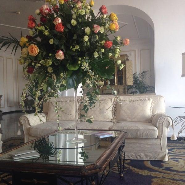 Photo taken at Quisisana Grand Hotel by Jo  G. on 9/30/2014