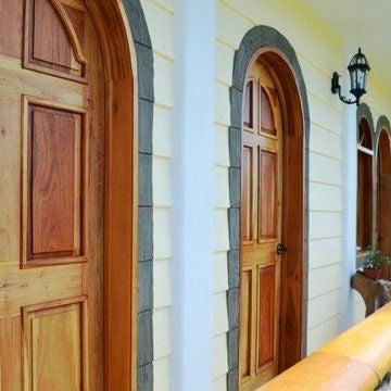 Foto tomada en Natura por Hostel Natura Cancun el 6/11/2014