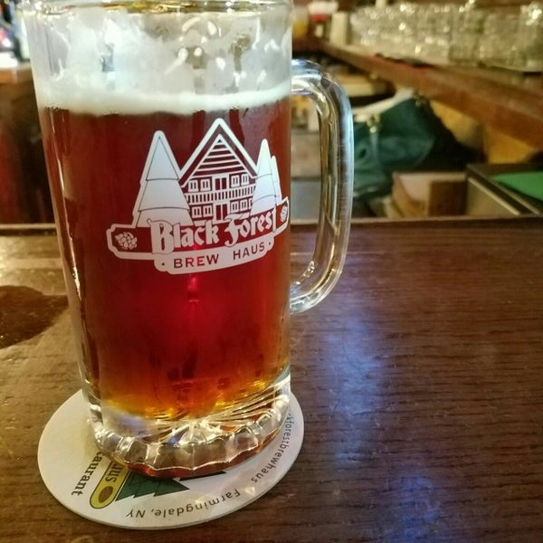 Photo taken at Black Forest Brew Haus by Angelo G. on 7/15/2016