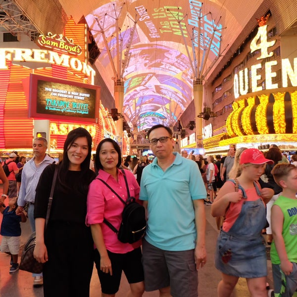 Photo taken at Downtown Las Vegas by Kung T. on 7/25/2017