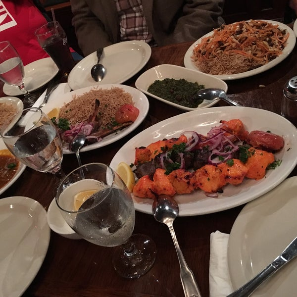 Ariana authentic afghan cuisine afghan restaurant in for Afghan cuisine restaurant