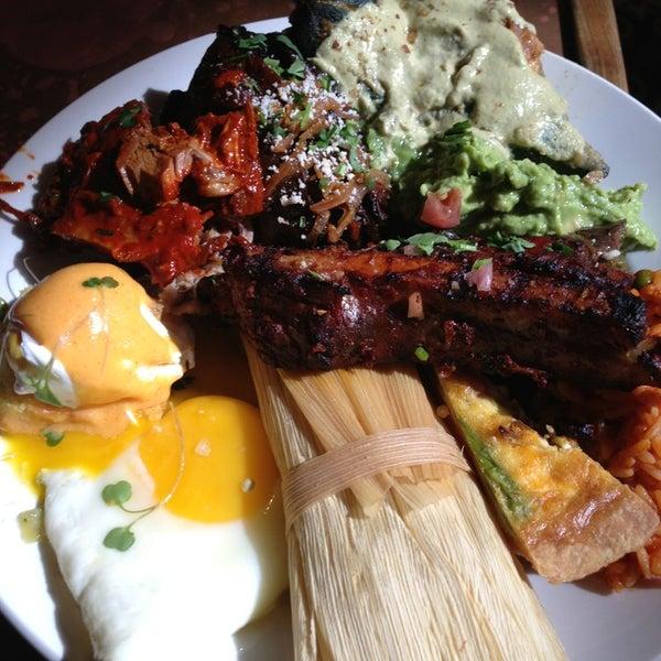 Fancy Mexican Food Houston