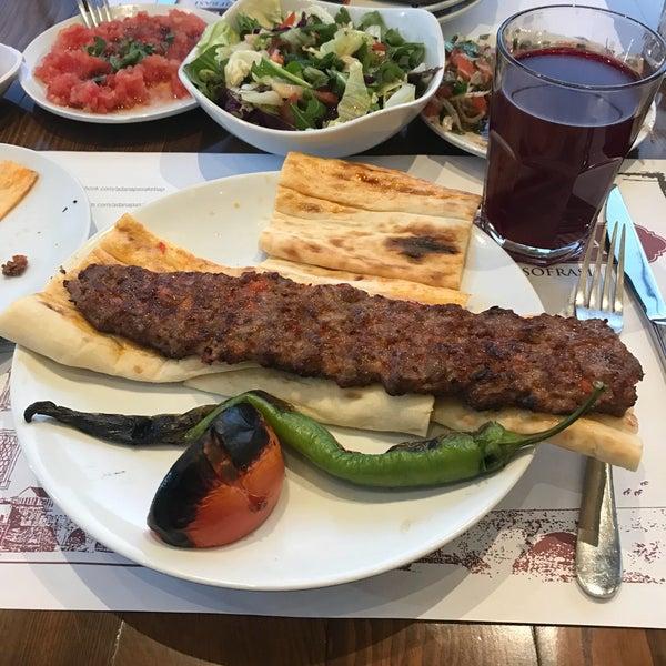 12/25/2017 tarihinde ÇETİNziyaretçi tarafından Paşa Kebap'de çekilen fotoğraf