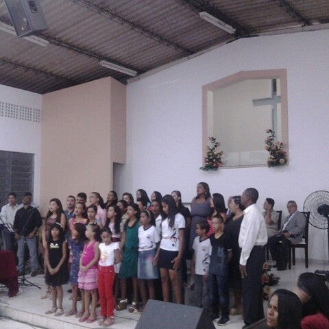 Photo prise au Primeira Igreja Batista do Feitosa par NildoAraújo A. le6/15/2014