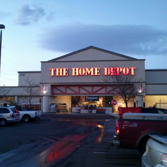 Shop Home Depot: Hardware Store In Aurora