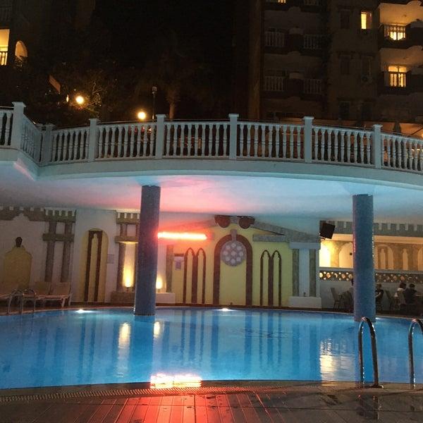6/26/2017 tarihinde Elifff Y.ziyaretçi tarafından Club Paradiso Hotel & Resort'de çekilen fotoğraf