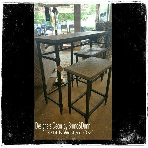 Photo Taken At Designers Decor By Bruno U0026amp; Dunn Furniture, LLC By Gina B