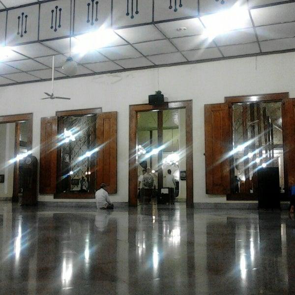 Photo taken at Masjid Jami' Kauman Pekalongan by Bintoro S. on 6/10/2013