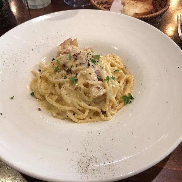 Das Foto wurde bei cucina italiana aria von Susumu K. am 4/22/2017 aufgenommen