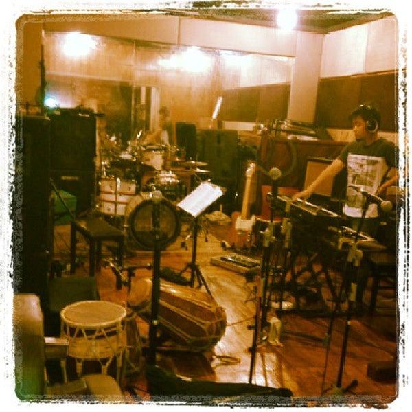 Photo taken at Coda Studio by Taufan S. on 8/22/2013