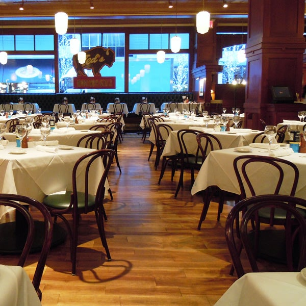 Ted 39 s montana grill theater district new york ny for Ted s fish fry menu