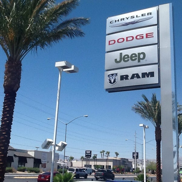 Sahara Las Vegas Chrysler Jeep Dodge Ram