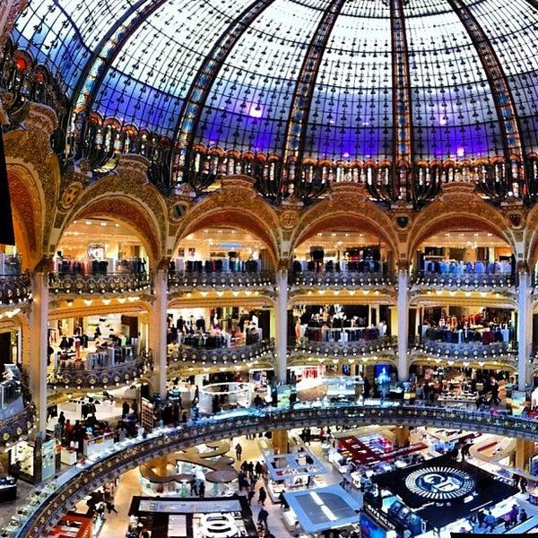 Top Galeries Lafayette Haussmann - Department Store in Chaussée-d'Antin QG22