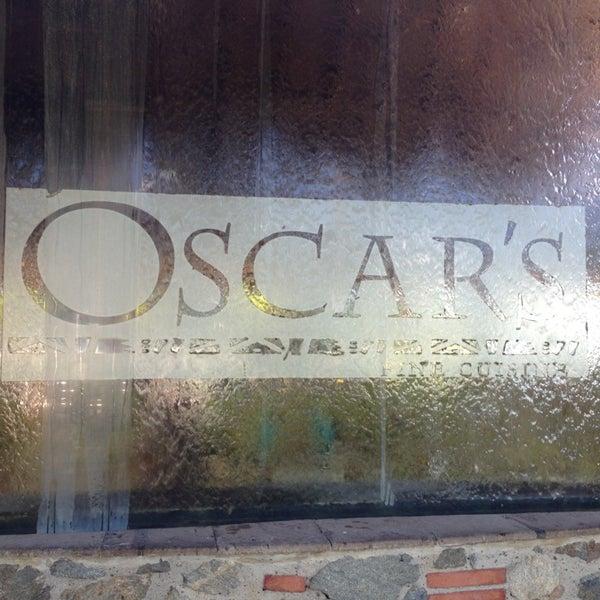 Photo taken at Oscar's by Garito on 12/30/2012