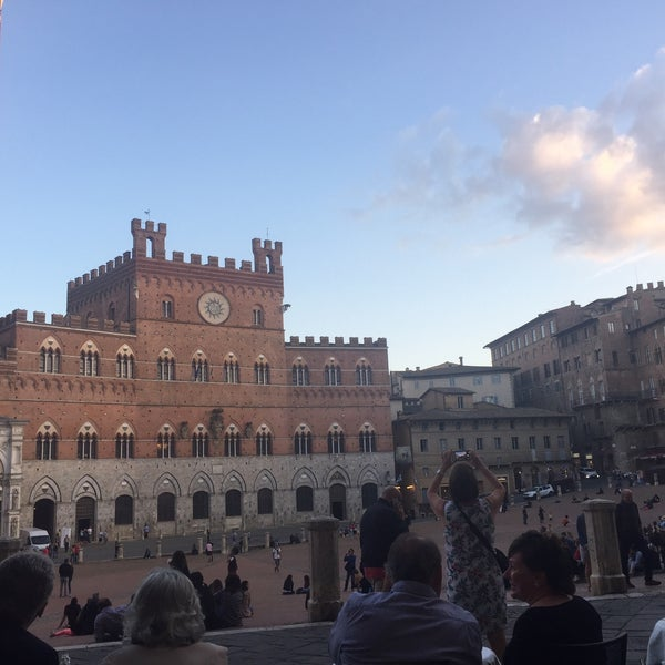 Photo taken at Siena by Mustafa A. on 10/4/2017