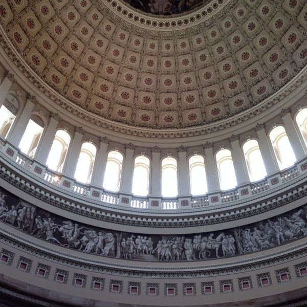 Photo taken at United States Capitol by Essam K. on 4/8/2013