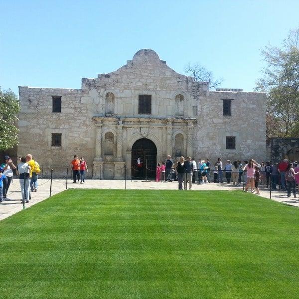 Photo taken at The Alamo by Deepak B. on 3/13/2013