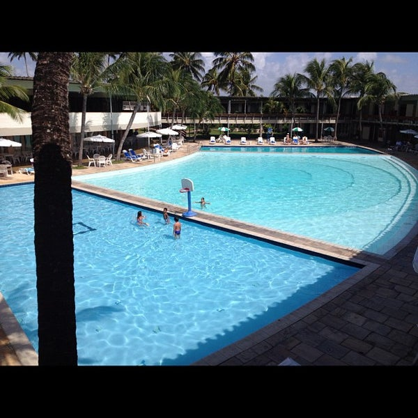 Foto tirada no(a) Tropical Hotel Tambaú por Reginaldo G. em 10/12/2012