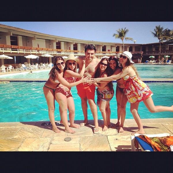 Foto tirada no(a) Tropical Hotel Tambaú por Reginaldo G. em 10/14/2012