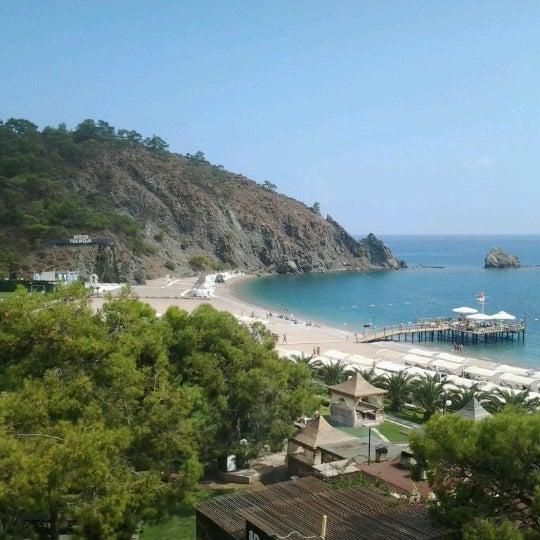 9/21/2012 tarihinde Uğur K.ziyaretçi tarafından Rixos Premium Tekirova'de çekilen fotoğraf