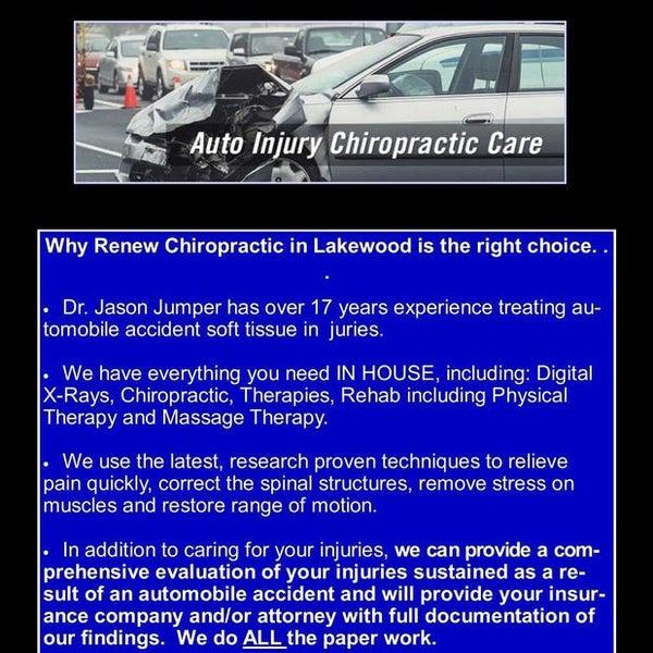 Photo taken at Renew Chiropractic by Jason J. on 3/13/2016