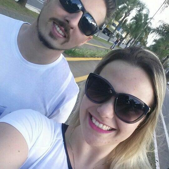 Photo taken at Avenida Presidente Kennedy by Kamila M. on 7/12/2015