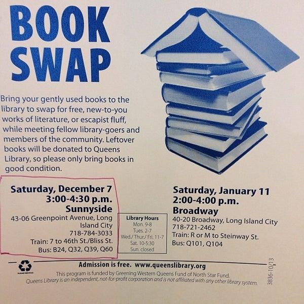 Foto tomada en Queens Library at Sunnyside por Gil L. el 12/7/2013