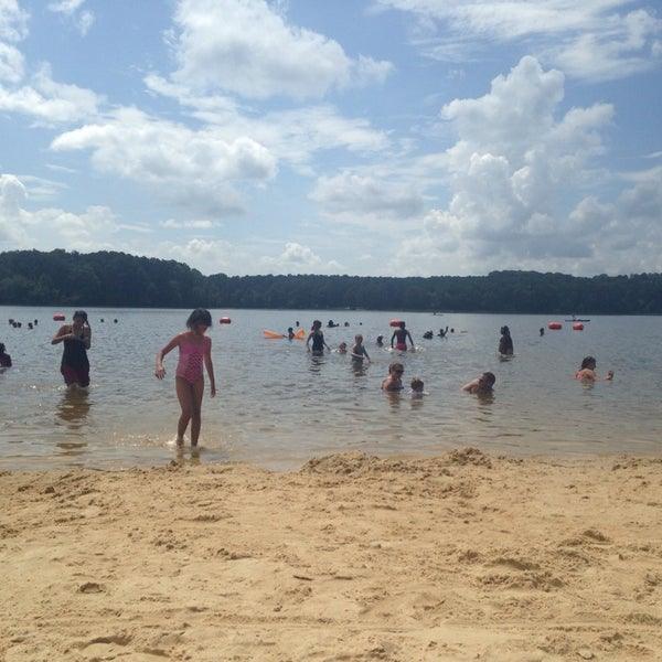 Photo Taken At Lake Acworth Beach By Holly H On 9 1 2017