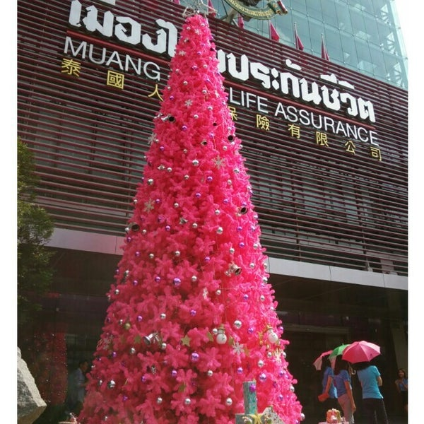 Photo taken at Muang Thai Life Assurance by Duang T. on 12/14/2015