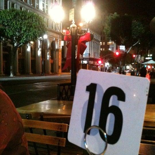 Photo taken at LA Café by Elma M. on 12/11/2012