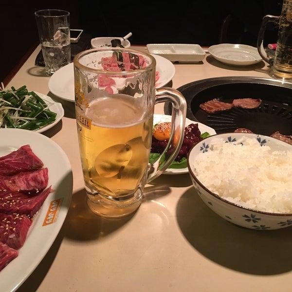 Foto tomada en 焼肉 ばりばり亭 por Ikuro N. el 2/23/2017