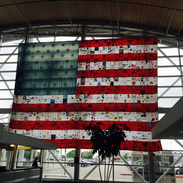 Photo taken at Shreveport Regional Airport (SHV) by James K. on 4/12/2015