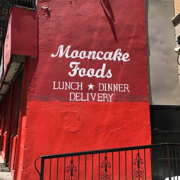 Photo taken at Mooncake Foods by Pontus A. on 7/12/2017