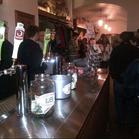 Photo prise au Lakefront Brewery par MrCrackBerry le12/8/2012