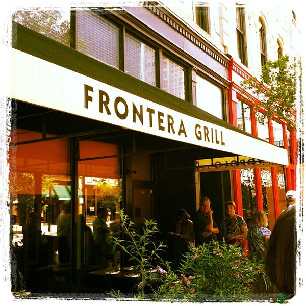 Photo taken at Frontera Grill by Brad W. on 7/20/2012