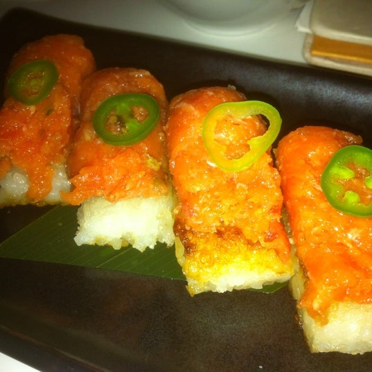 Photo taken at Katsuya Brentwood by Kiran S. on 6/24/2012