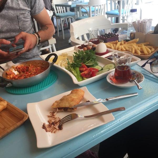 7/21/2017 tarihinde N S.ziyaretçi tarafından Otlangaç Kahvaltı & Kafe'de çekilen fotoğraf
