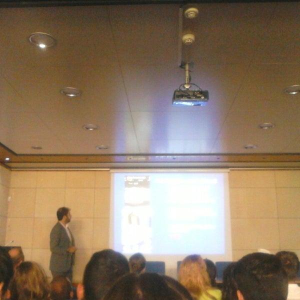 Foto diambil di European University Cyprus oleh Emmanouelaa M. pada 7/18/2014