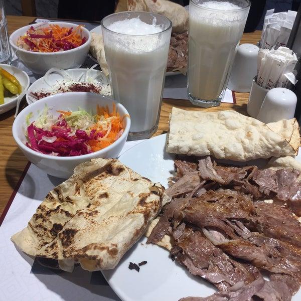 4/16/2017 tarihinde İmran Ç.ziyaretçi tarafından Heybet Döner Lokantası'de çekilen fotoğraf