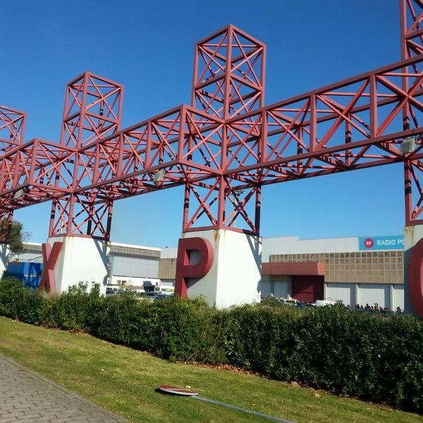 Photo taken at Exponor - Feira Internacional do Porto by Nuno N. on 12/6/2014