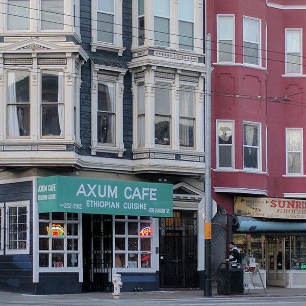 Best Ethiopian Restaurant San Francisco