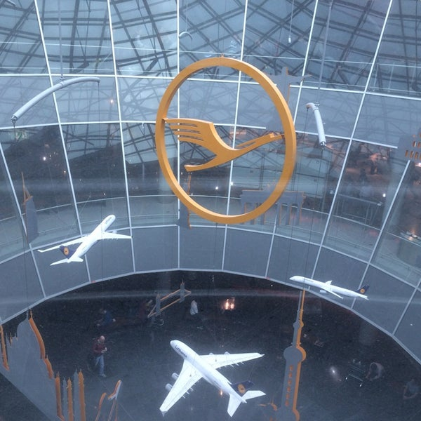 Das Foto wurde bei Frankfurt Airport (FRA) von Steven L. am 10/4/2013 aufgenommen