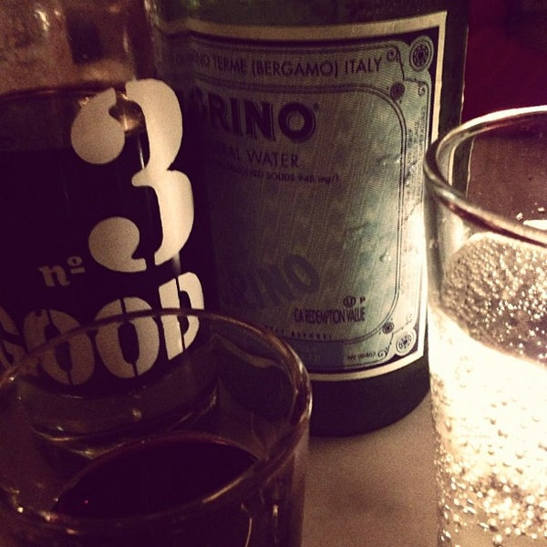 Photo taken at Schiller's Liquor Bar by Darrell W. on 10/15/2012