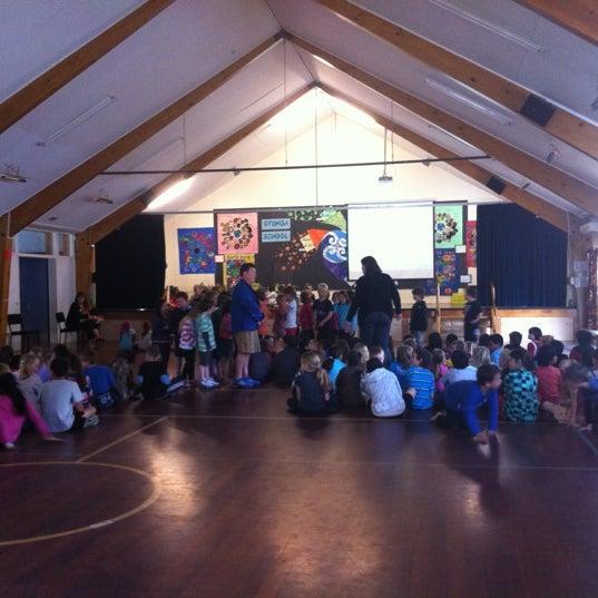 Das Foto wurde bei Otonga Primary School von Adrian H. am 11/6/2012 aufgenommen