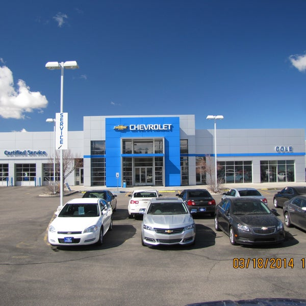 cole chevrolet pocatello id. Cars Review. Best American Auto & Cars Review