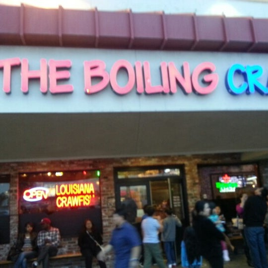 Photo taken at The Boiling Crab by Chris Y. on 2/3/2013