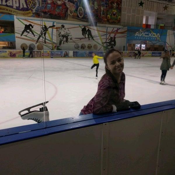 Снимок сделан в Айс Холл / Ice Hall пользователем Anna G. 9/24/2016