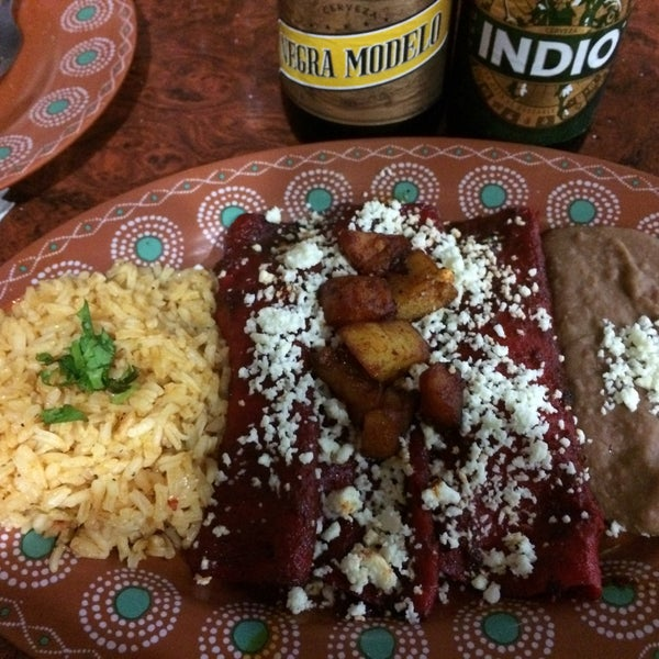 Luna Mexican Street Food