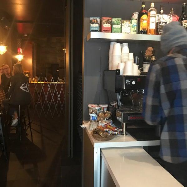 Photo taken at Iron Horse Coffee Bar by Tatsiana M. on 8/21/2017