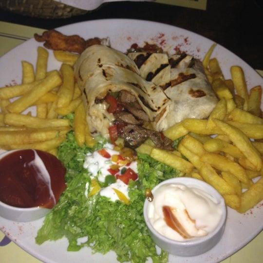 Photo taken at Cafe La Vie by tuğçe B. on 11/11/2012